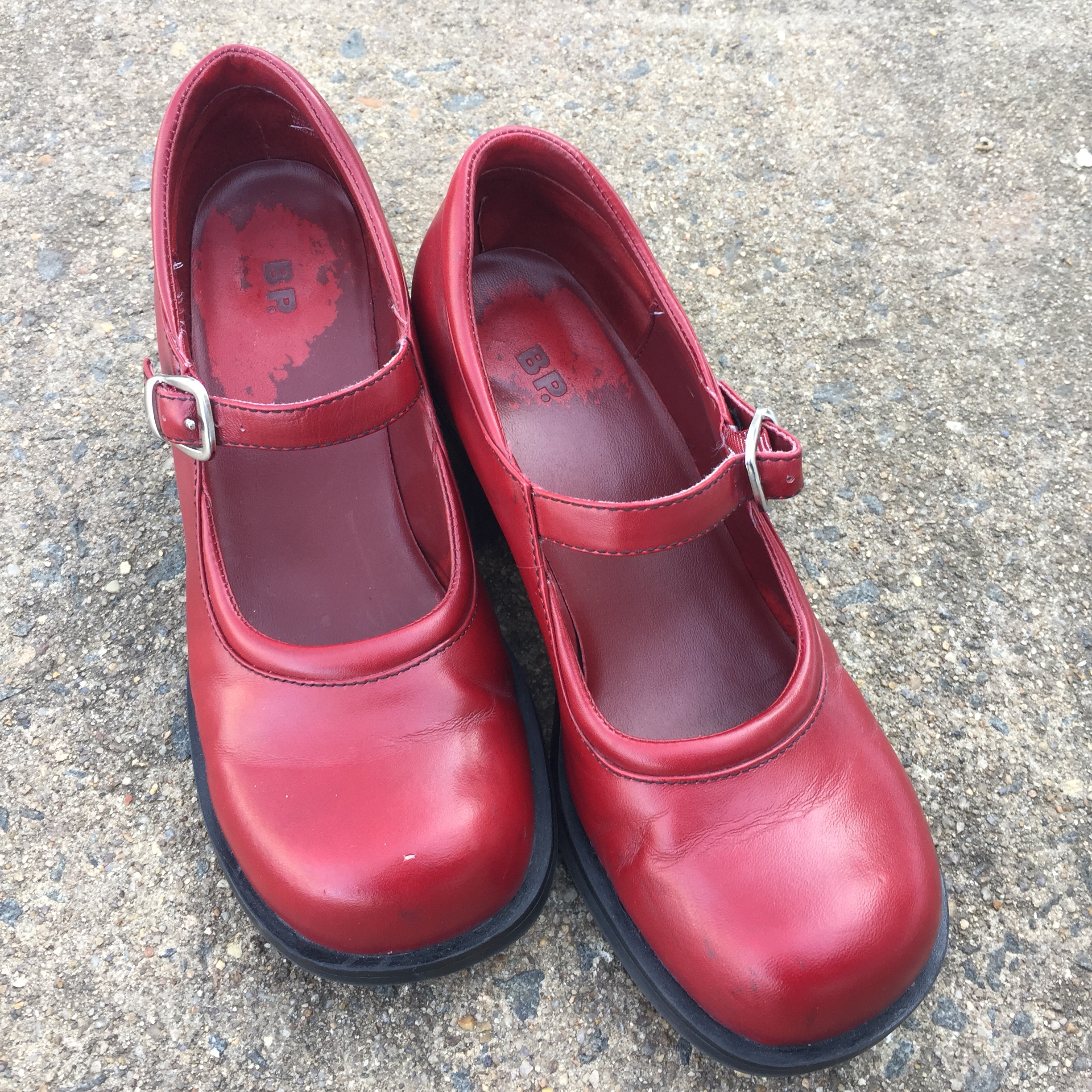 Cheap Red Mary Jane High Heels, find Red Mary Jane High
