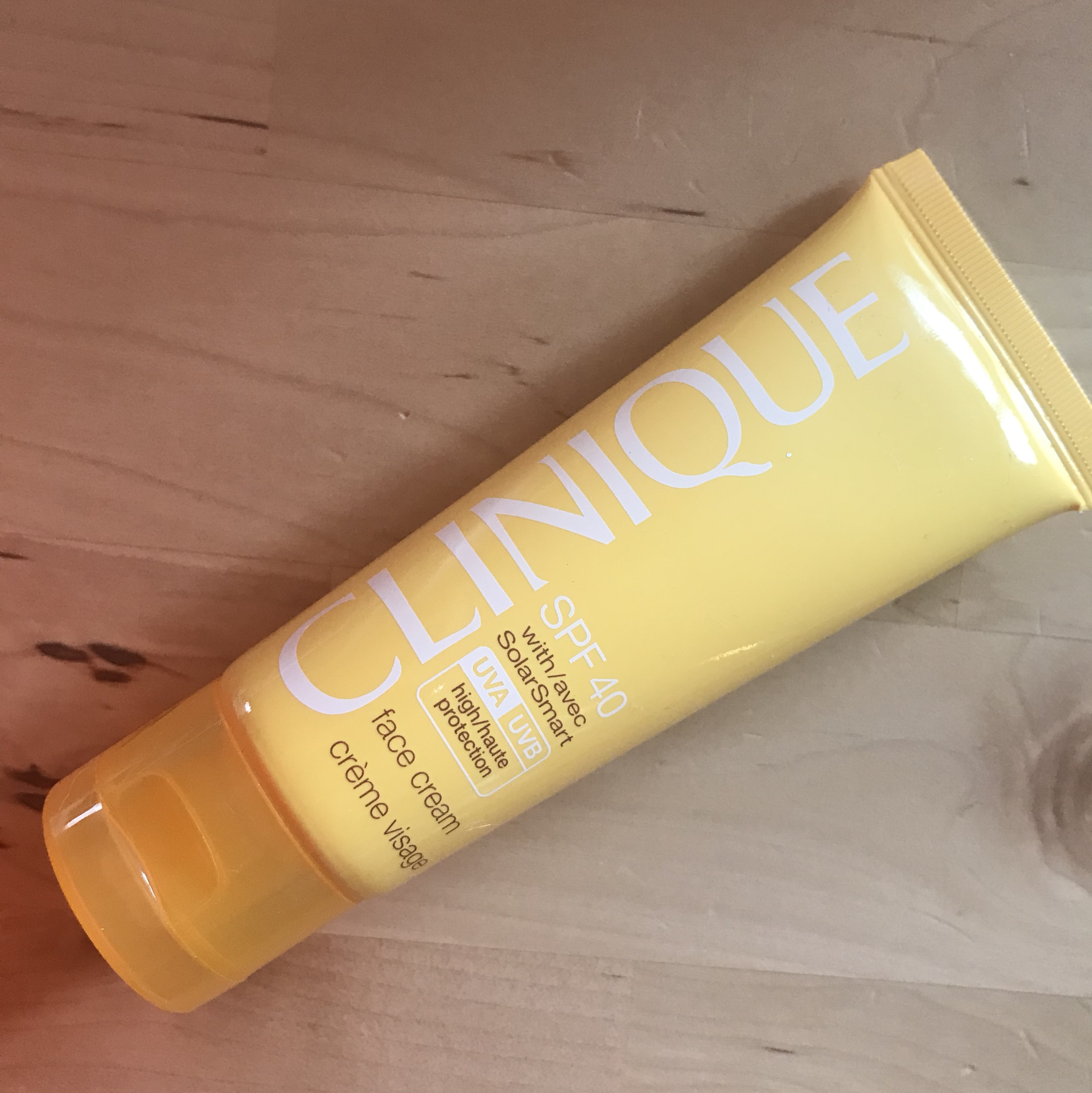 Image result for Clinique SPF40 Face Cream