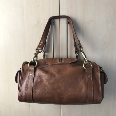 Mulberry Oak Emmy Bag - Oak Darwin Leather - Two detachable - Depop 103992bec7cf8