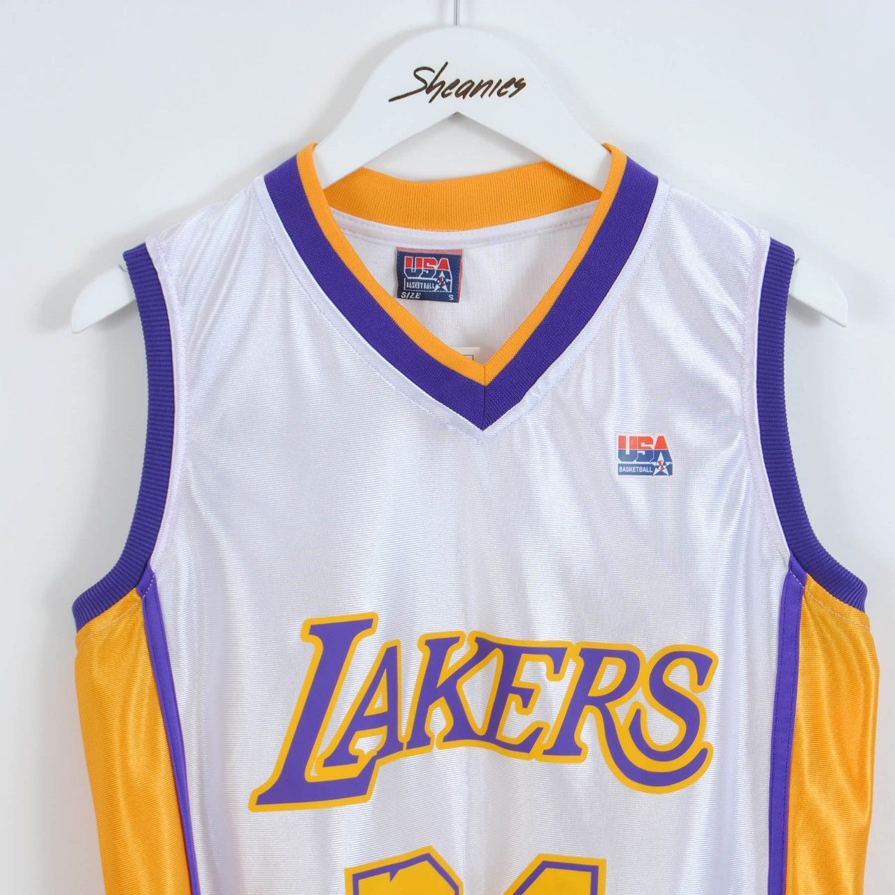 sports shoes 70888 1fdd9 LA LAKERS BRYANT #24 USA BASKETBALL JERSEY IN ...
