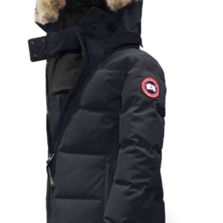 Real Canada Goose Chelsea Parka in perfect Depop