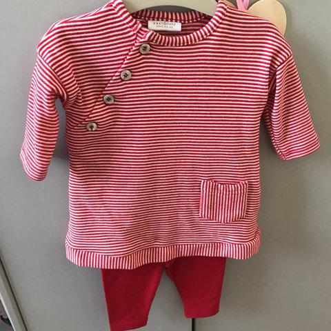 b14732f65 Upto 1 month Baby Girls outfit from Next This was a gifted - Depop