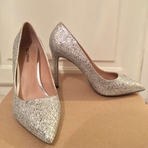 3461d1db61161 Gorgeous heels for any occasion. Perfect for prom or a night - Depop