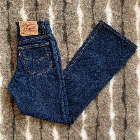 e7c3e233625 @denimdreamqueen. 17 days ago. San Francisco, United States. Vintage 517  Levi's High Waist Bootcut Slim Fit Jeans rare small size