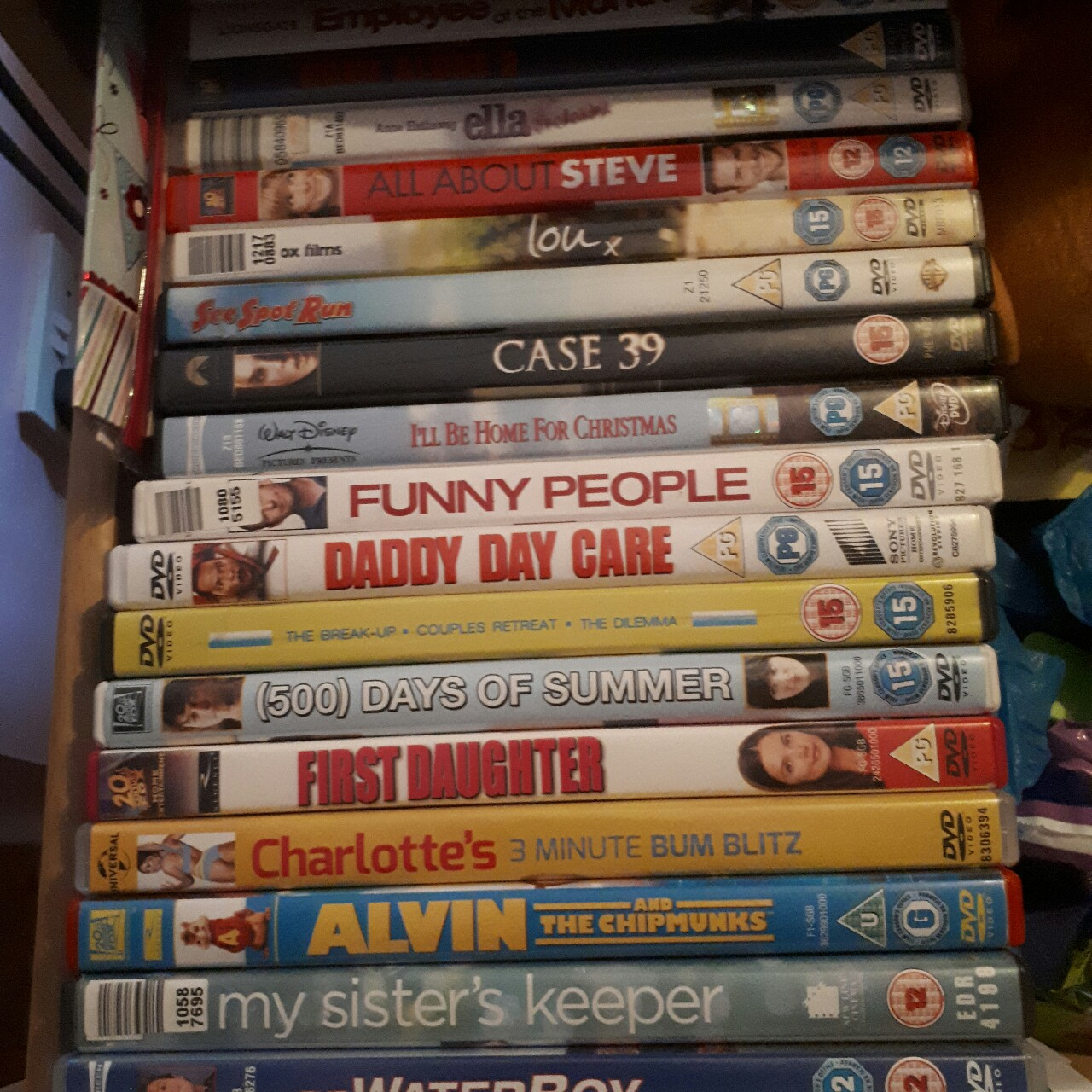 Bunch of Dvds for sale- Can be sold seperatly or all    - Depop