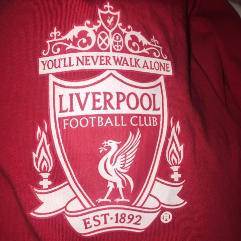 7a0d600be3c @jakopars. 5 months ago. Athy, Ireland. Official LFC Liverpool red long  sleeve tee