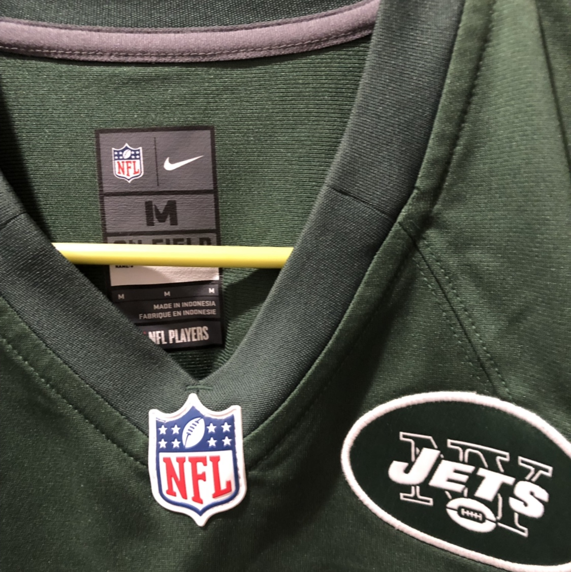 more photos c37a6 189ab Nike Tim Tebow New York Jets Jersey • Size Medium ...