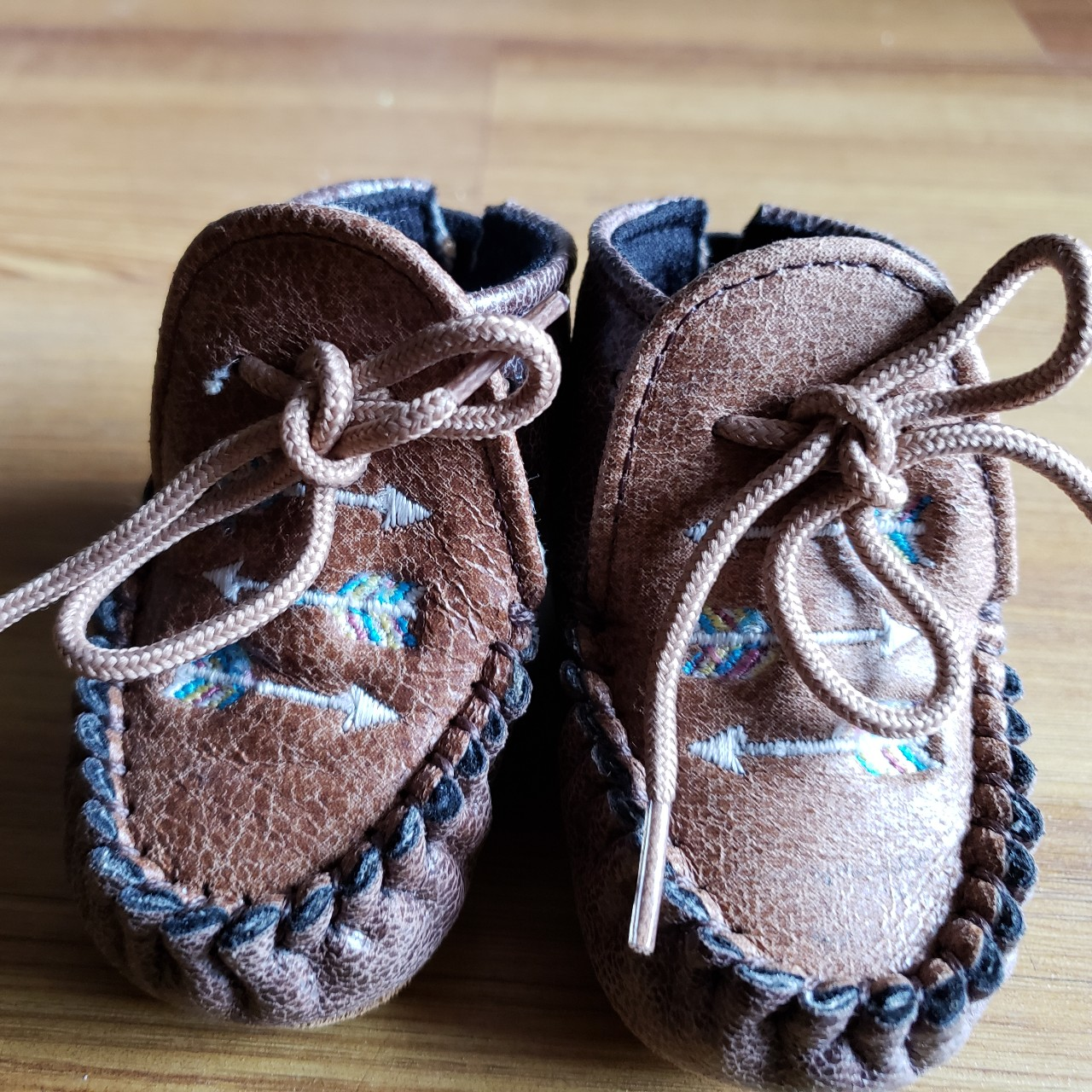 Boot Barn Leather Baby Boots. New