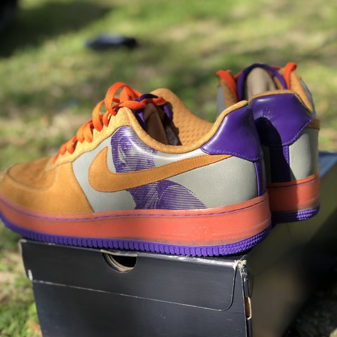 53705323be0f0 RARE Amare Stoudemire joints ! Size 10.5 NEVER WORN ! 10 10 - Depop