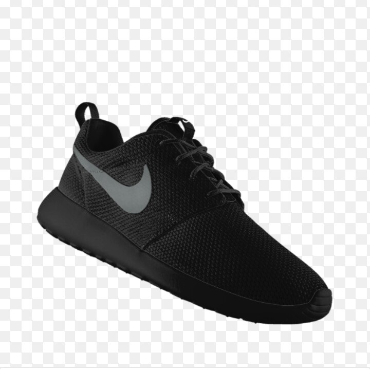 All black roshes with grey tick. Size 5