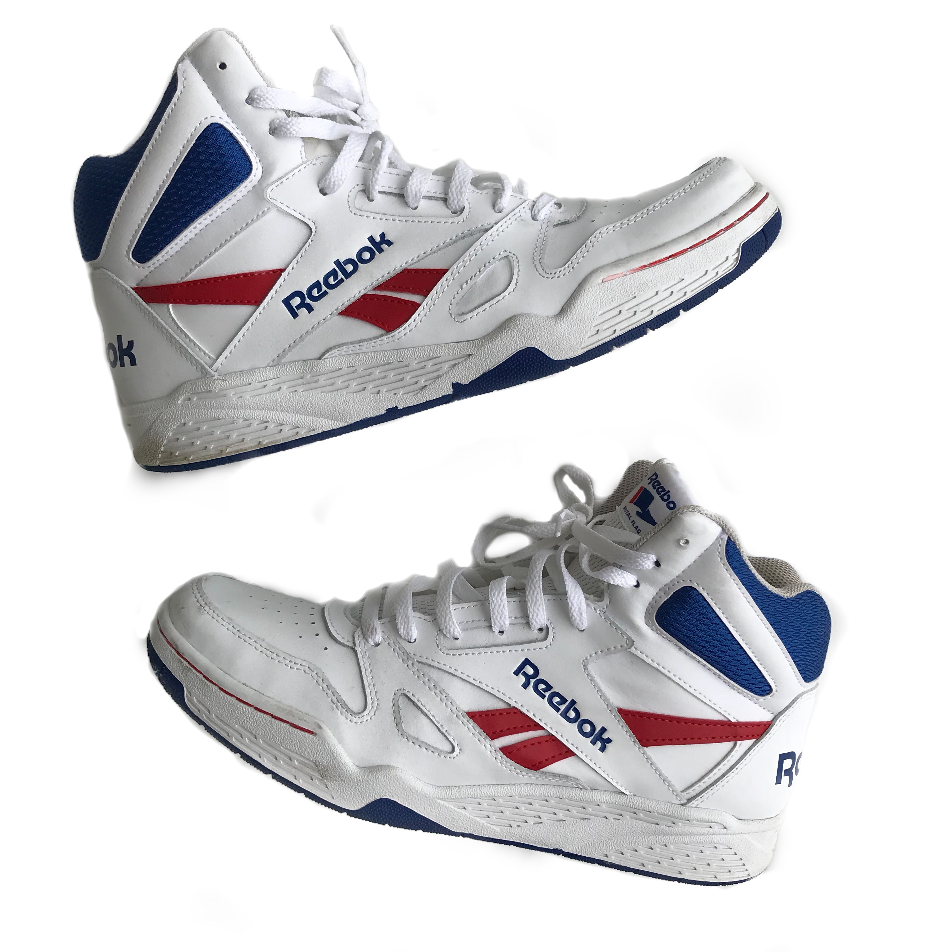 Royals Top 90s Reebok Depop Basketball High Retro Ok8Pwn0