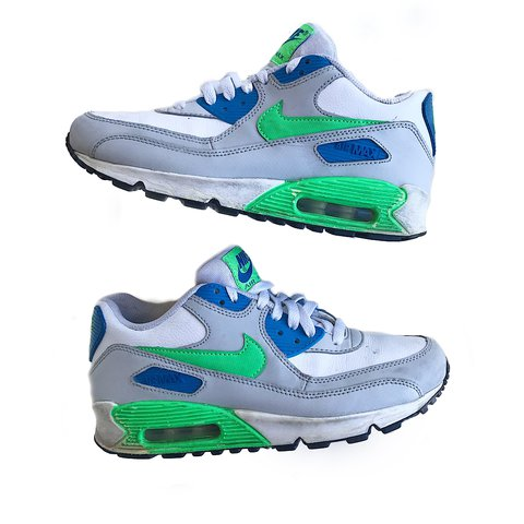 Nike Air Max 90 Size 5.5Y or women s size 7. Still in good a - Depop 0081f825b9e1a