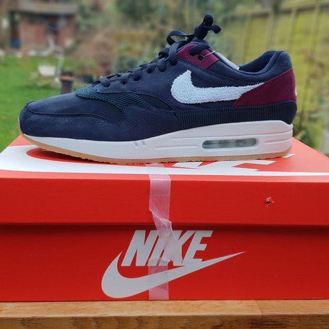 wholesale dealer 42a8b c72fc  melarkems. 2 months ago. United Kingdom. Nike Air Max 1  Crepe Sole  ( Obsidian) - Size 9 UK   10 US