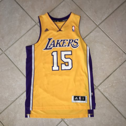 006fce467a73 Ron Artest Lakers jersey. Authentic NBA jersey. Listed small - Depop