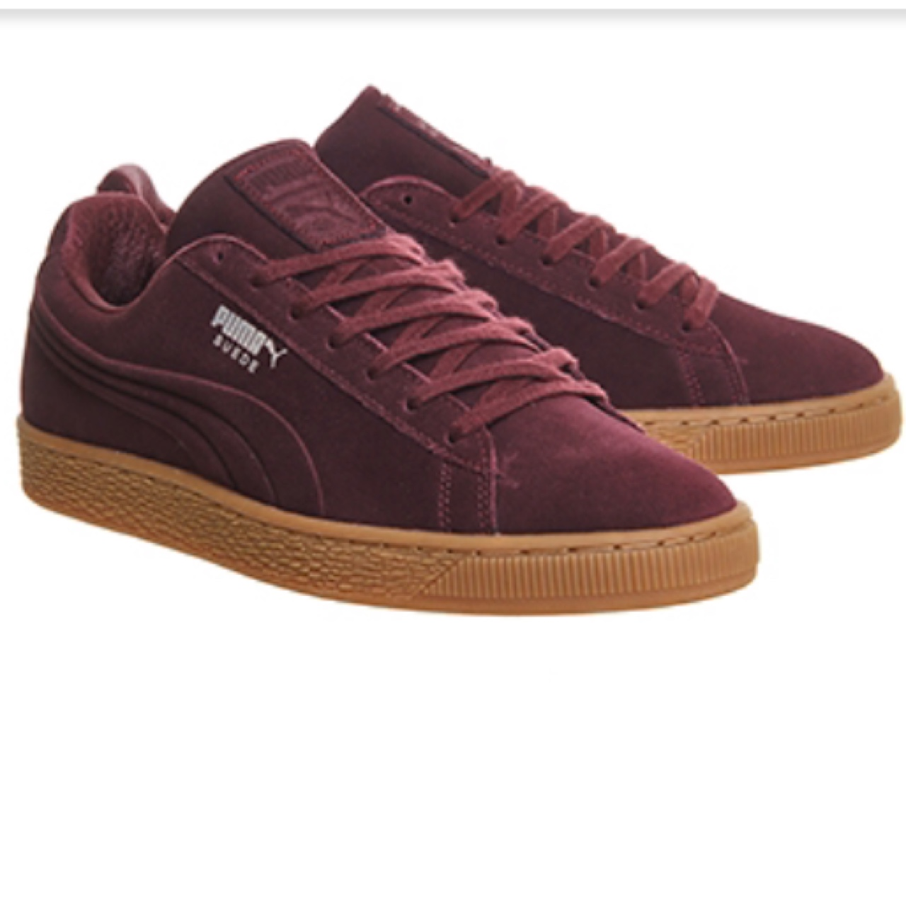 online store 478ba 1c80e Rare Puma Suede Maroon Limited edition going cheap ...