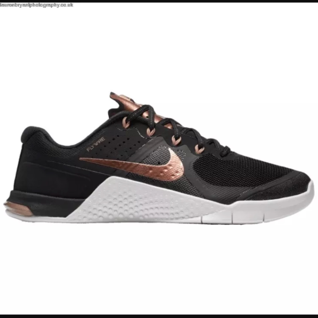 Nike Metcon 2 rose gold trainers
