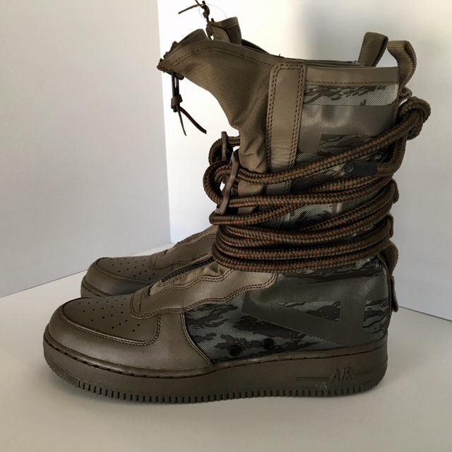 Nike Air Force 1's boots. Brand new never worn. No Depop