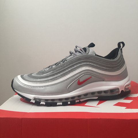 411bcc0b848 Nike Air Max 97 OG QS - Silver Bullet Size 8 (UK) With box