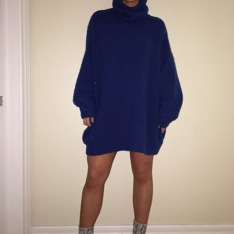 e5419c59611 ZARA oversized sweater. I wore it as a dress on here