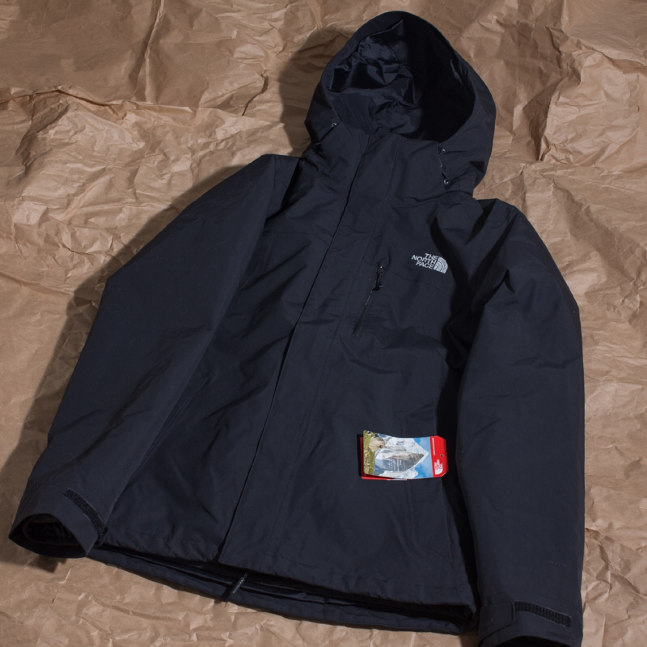 fa7a67645 The North Face Men's Carto Triclimate Jacket Sample,... - Depop