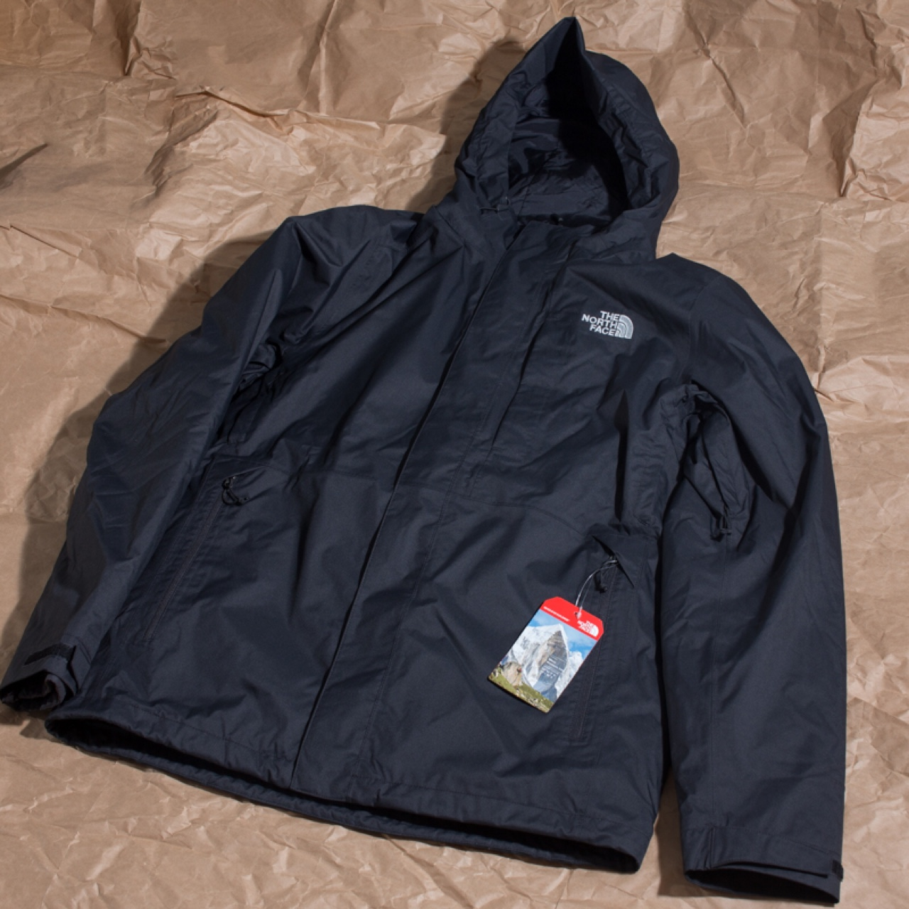 226a733fb The North Face Men's Altier Down Triclimate Jacket... - Depop