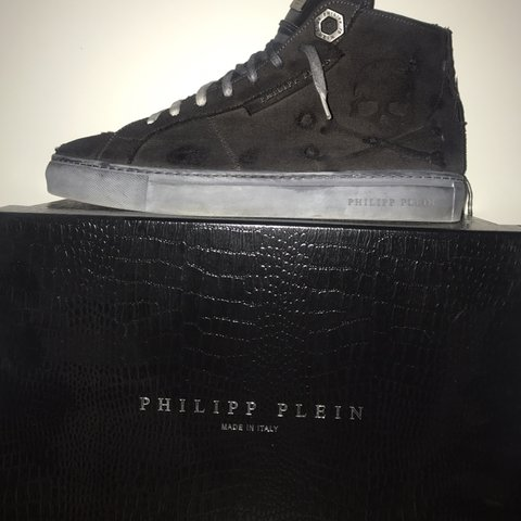 1abb8f6be4 @gia1200. 4 months ago. Dättwil AG, Schweiz. Philipp Plein Sneaker for sale.  Size 44. Condition 8/10. Trade is possible