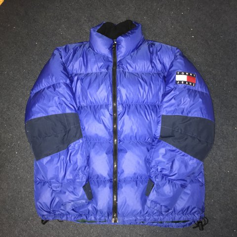 1cb96e67377788  grandbazaar. last year. United Kingdom. Tommy Hilfiger EXPEDITION Vintage  VTG Down Mens ...