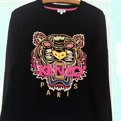 ab609cf6 KENZO PARIS embroidered jumper. BRAND NEW UNWORN (no tags) - Depop