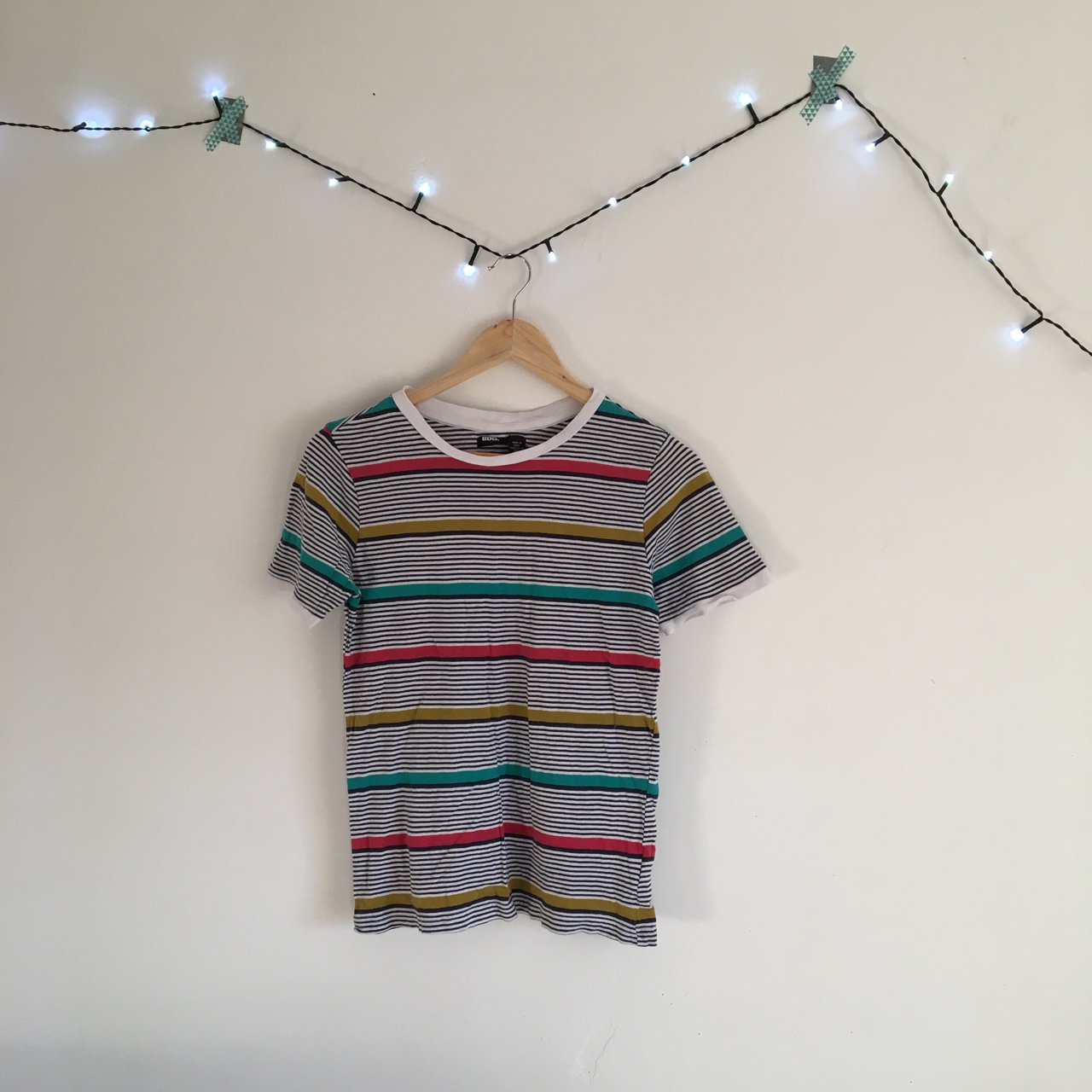 ff7d249a64 @emmastovin. last year. Hope Valley, United Kingdom. urban outfitters bdg striped  tee ...