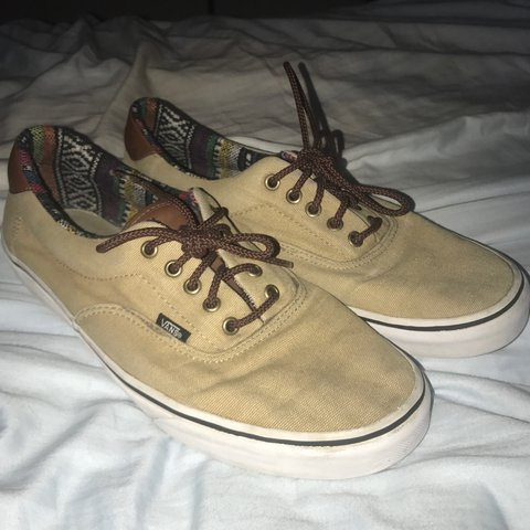 Vans ERA shoes. Khaki colored 9458a1731