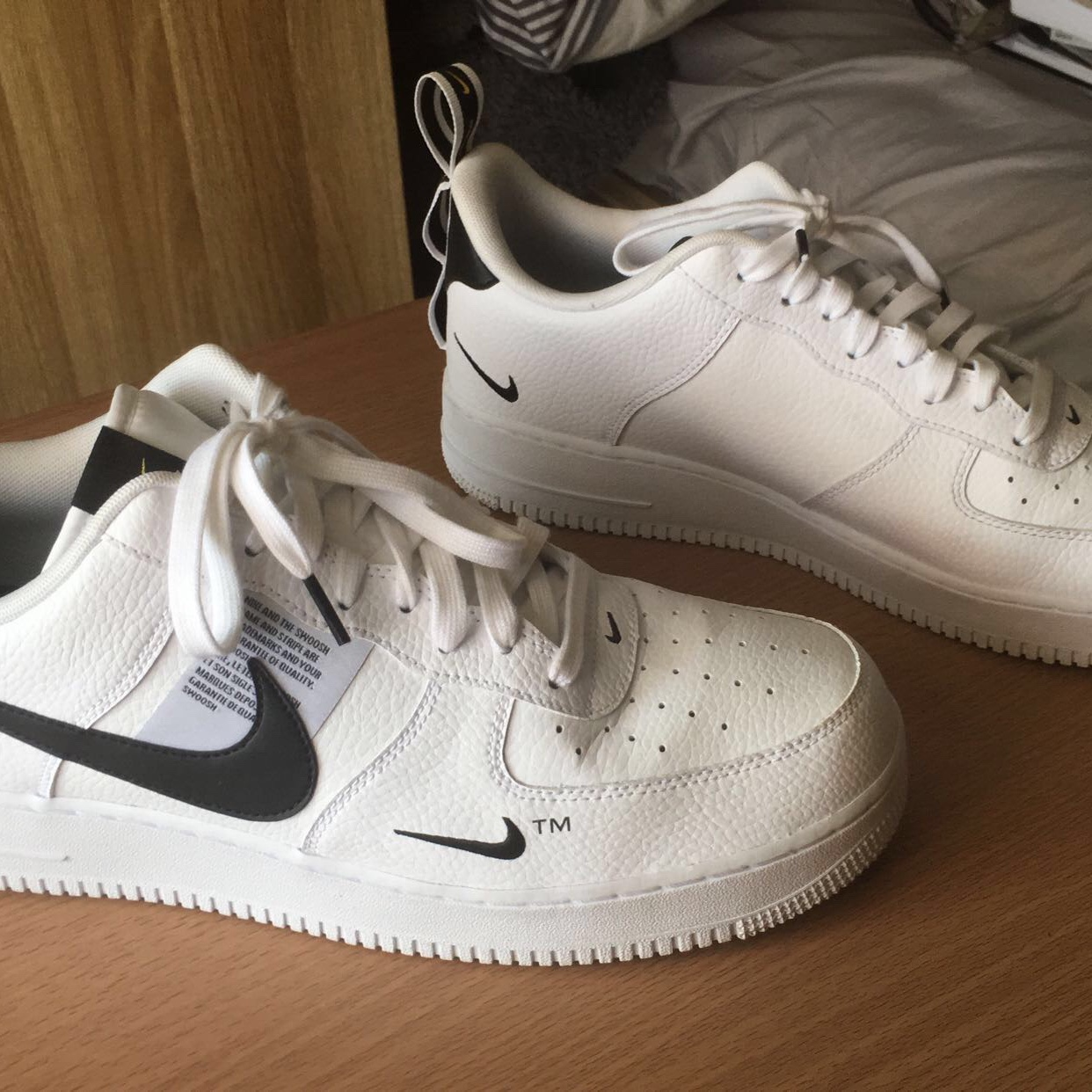 Original Authentic Nike Air Force 1 07 LV8 Utility Pack