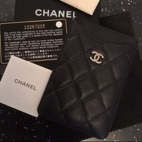 175bfb3ea217 @kellymarie_xx. 2 years ago. United Kingdom. NOT FOR SALE - Looking to buy  this Chanel phone case ...