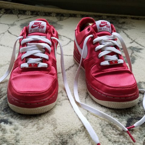 Nike Air Force Ones Valentine S Day Limited Edition Rare And Depop