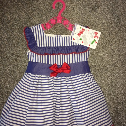 8b0c41b68586 Spanish baby girl dress. Still with tags on and never worn. - Depop