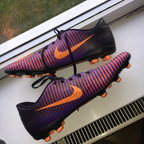 best service d6814 1f5a4  robcollins. last year. Lincoln, United Kingdom. Nike mercurial football  boots
