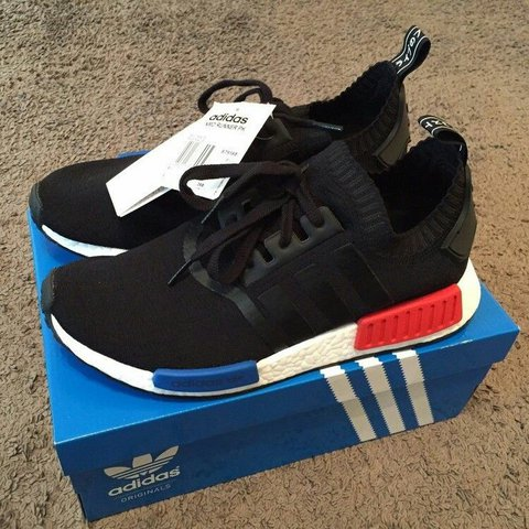 b1ed40e62015 Adidas NMD RUNNER PK Men ADIDAS NMD RUNNER PK NEW WITH UK - Depop