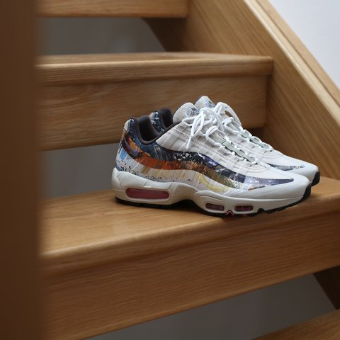 448cb14390 @jehsolemate. 2 years ago. London, United Kingdom. Nike Air Max 95 x Dave  White x Size? Rabbit Brand new ...