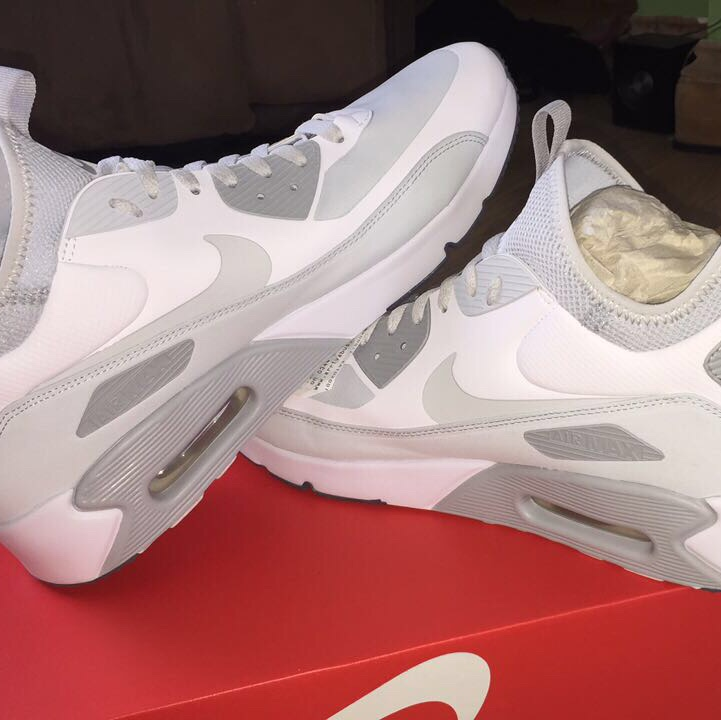 nike air max 90 ultra mid winter trainer
