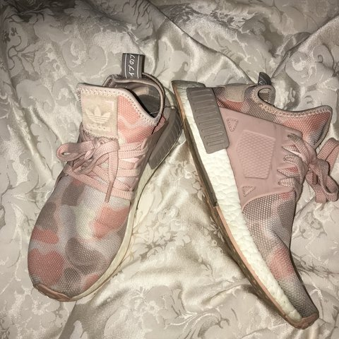 97f990382 Adidas NMD XR1 pink duck camo - 6 Payed £120 for them