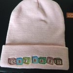 NY Giants beanie. Official NFL merch. This hat is very warm - Depop ab350cae9306