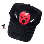 4aa7e4dc Casper the Gucci Ghost Custom made Dad hat Distressed for - Depop