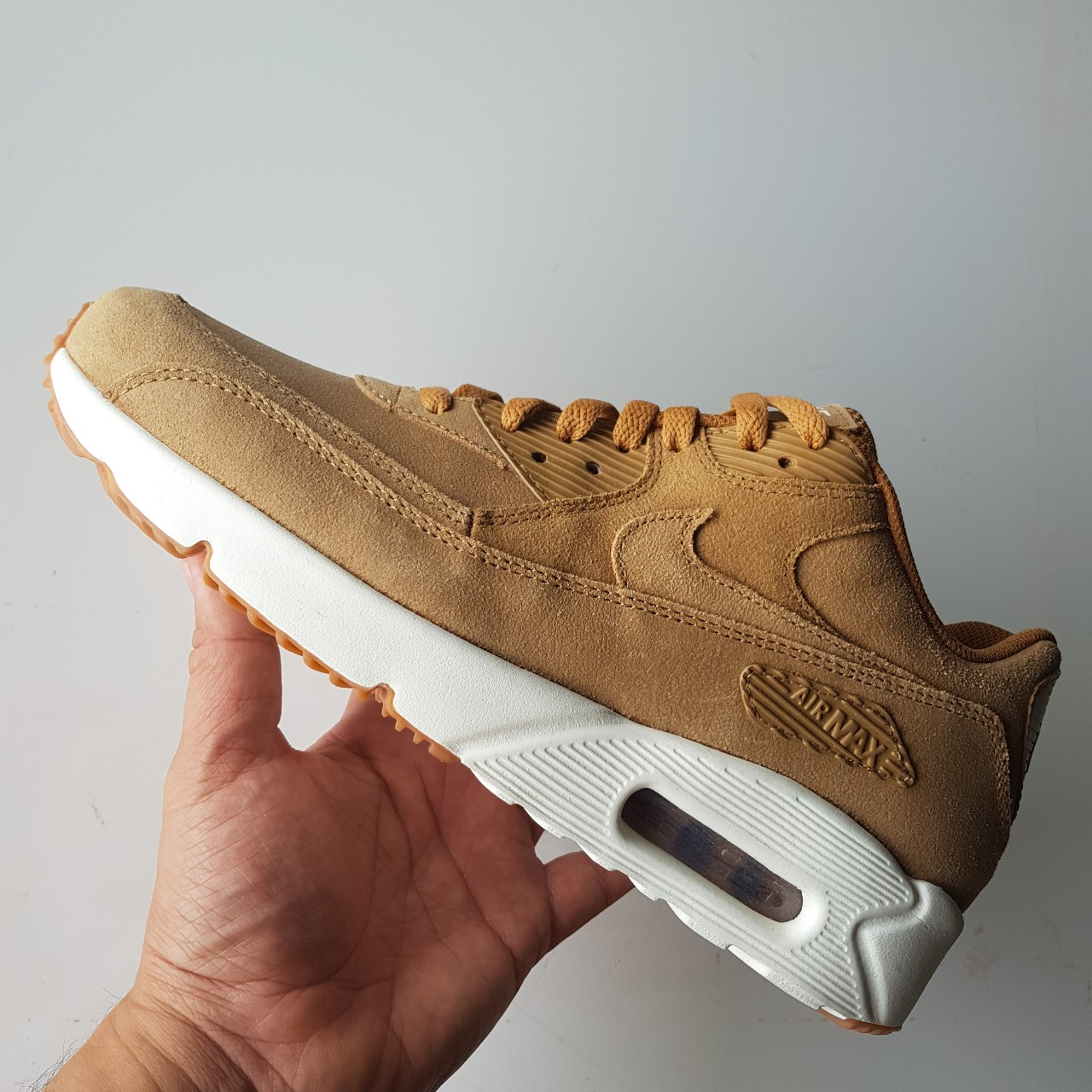 Nike Air Max 90 Ultra 2.0 LTR Flax Size: UK9 EUR44 Depop