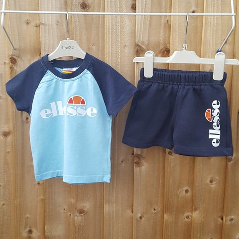 d2ba0978b @eighty8mo. 6 months ago. London, GB. Ellesse Baby Boys Matching Set