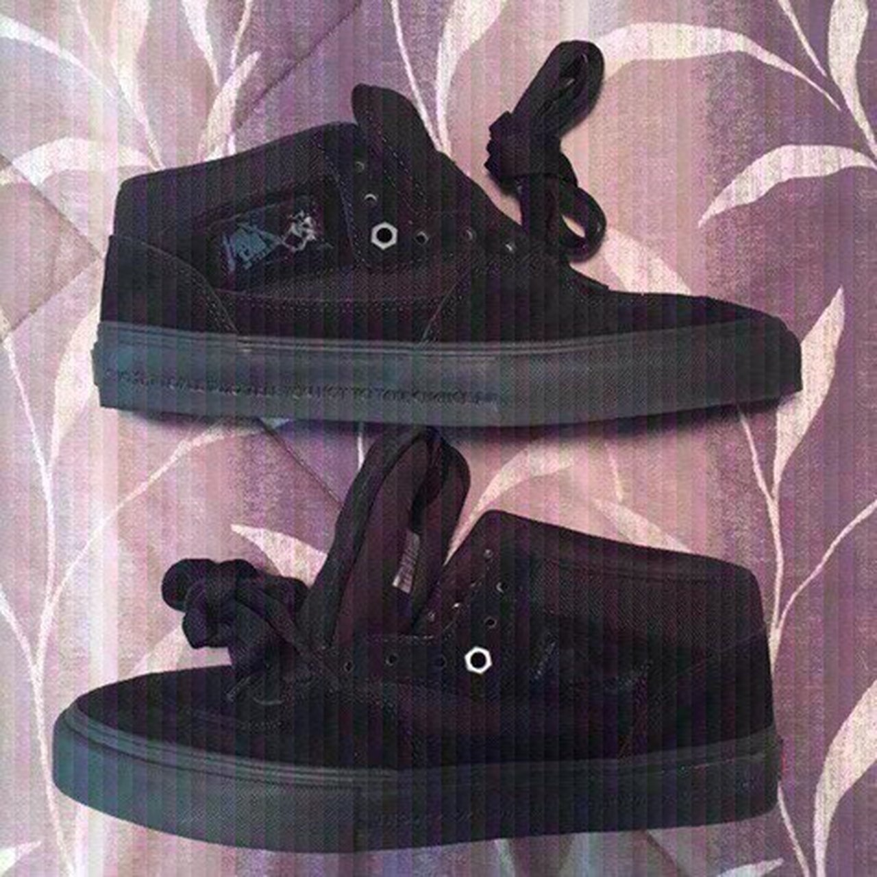 "11970cee18 Vans x Metallica half cab pro🔥 -limited edition 2012 All"" - Depop"