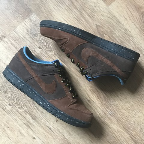 1ea483bb108b NIKE Dunk Low CL Size UK10 Baroque Brown