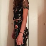 e40c29e9183 Beautiful maxi skirt And Bodysuit from Folkster . Worn only - Depop
