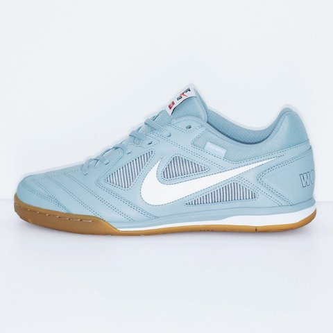 uk availability 72f31 1c6d1  stopolivia. 8 months ago. Vauxhall, United States. Supreme Nike Gato indoor  soccer shoes ...