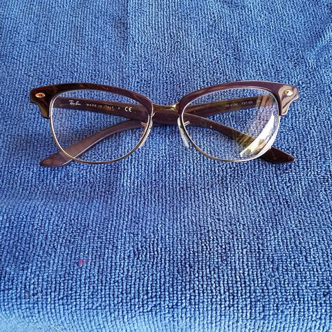 51b855d2c3 RAY-BAN Cat-Eye glasses!!! These currently have Rx lenses - Depop