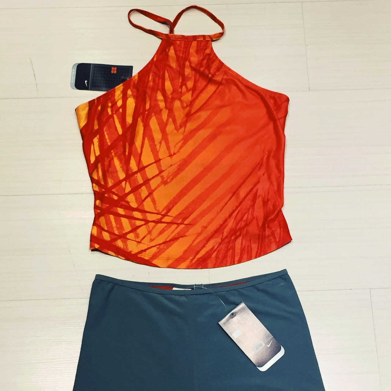 completi fitness donna nike
