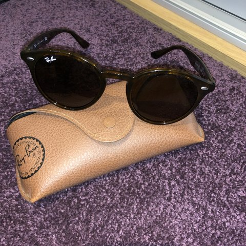 d56cfb28fc73c Ray ban sunglasses. Open to offers. Perfect condition worn - Depop